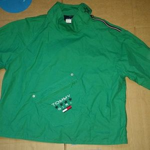 Vintage Green Tommy Girl / Tommy Jeans M Jacket
